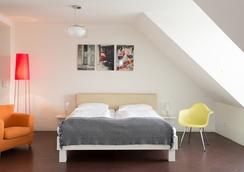斯塔尼斯酒店及公寓 - 维也纳 - 睡房