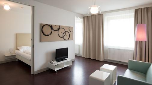 斯塔尼斯酒店及公寓 - 维也纳 - 客厅