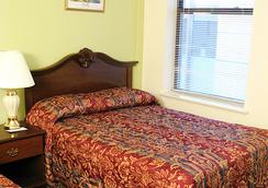 纽约市圣詹姆斯酒店 - 纽约 - 睡房
