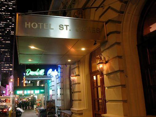 纽约市圣詹姆斯酒店 - 纽约 - 建筑