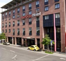 艾尔福特城际酒店