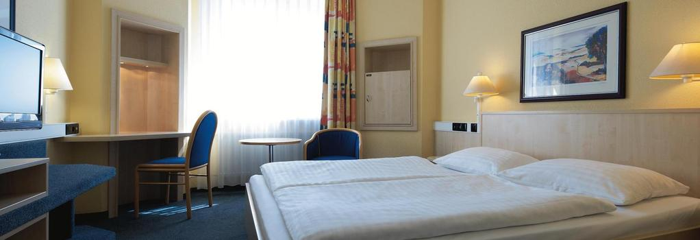 Intercityhotel Erfurt - 爱尔福特 - 睡房