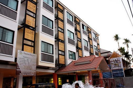 旺布拉帕大酒店 - 清迈 - 建筑