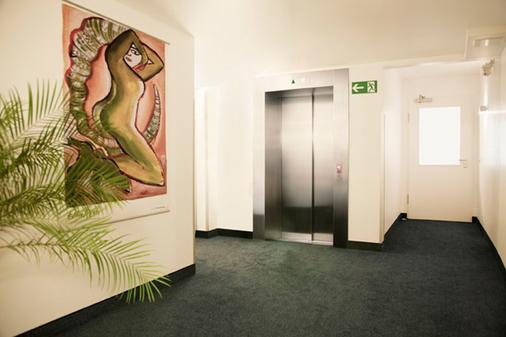 尼古拉公寓酒店 - 柏林 - 门厅