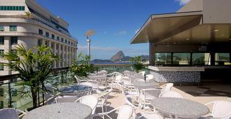 大西洋商务中心酒店 - 里约热内卢 - 露台