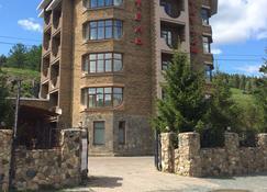 托塔许酒店 - Novoabzakovo - 建筑