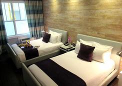 雪莱酒店 - 迈阿密海滩 - 睡房