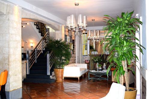 雪莱酒店 - 迈阿密海滩 - 大厅