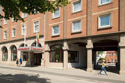 柏林霍夫酒店 - 基尔 - 建筑