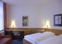 柏林霍夫酒店 - 基尔 - 睡房