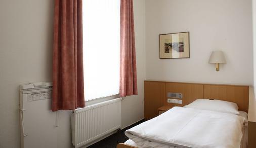 柏林霍夫酒店 - 基尔 - 浴室