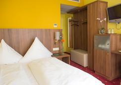 索彻利克肯酒店 - 慕尼黑 - 睡房