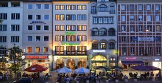索彻利克肯酒店 - 慕尼黑 - 建筑