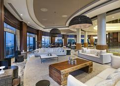 泰坦尼克豪华博德鲁姆酒店 - 博德鲁姆 - 酒吧