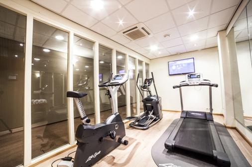 阿姆斯特丹菲尼斯酒店 - 阿姆斯特丹 - 健身房