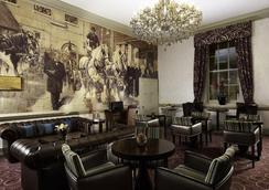伦敦市蒙卡尔姆啤酒厂酒店 - 伦敦 - 休息厅