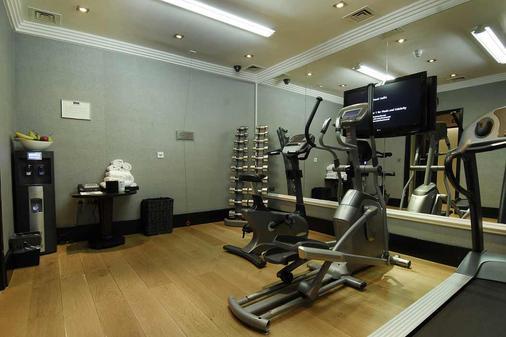 伦敦市蒙卡尔姆啤酒厂酒店 - 伦敦 - 健身房