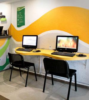 切拉加托蒙得维的亚青年旅舍 - 蒙得维的亚 - 商务中心