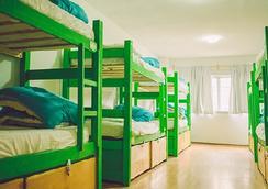 拉加托旅社蒙得维的亚旅馆 - 蒙得维的亚 - 睡房