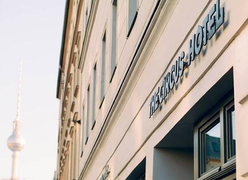 马戏团酒店 - 柏林 - 建筑