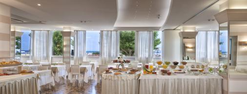 比安卡别墅酒店 - 里米尼 - 宴会厅