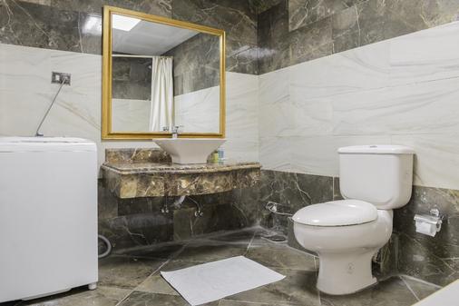 阿曼古尔土姆酒店 - 开罗 - 浴室