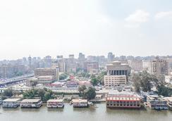 阿曼古尔土姆酒店 - 开罗 - 户外景观