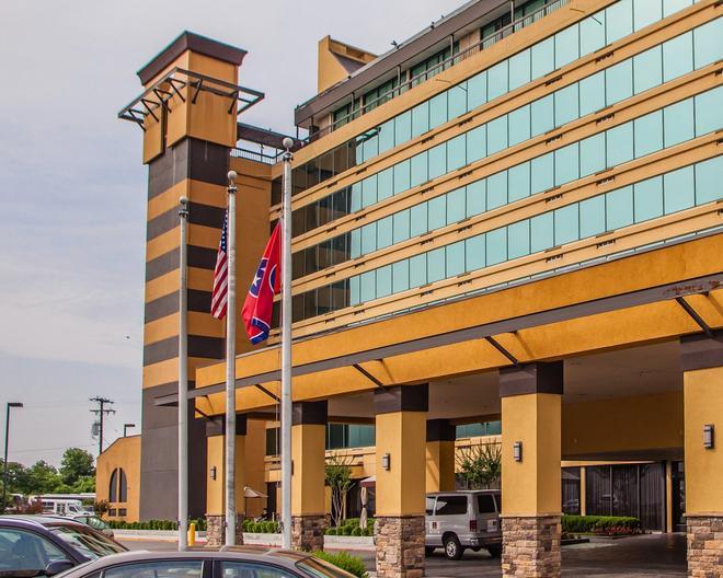 凯瑞华晟酒店-那什维尔市区体育场 - 纳什维尔 - 建筑
