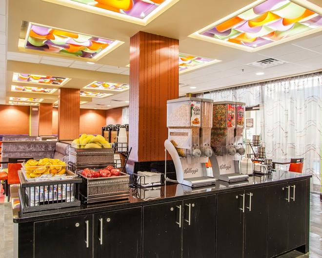 凯瑞华晟酒店-那什维尔市区体育场 - 纳什维尔 - 自助餐