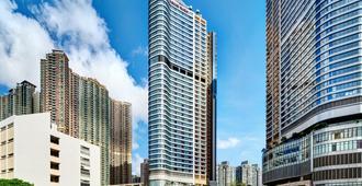 香港九龙东皇冠假日酒店 - 香港 - 建筑