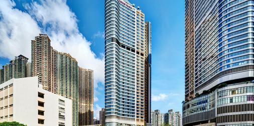 香港九龍東皇冠假日酒店 - 香港 - 建筑