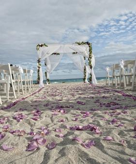 棕榈树Spa酒店 - 迈阿密海滩 - 宴会厅