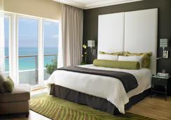 棕榈树Spa酒店 - 迈阿密海滩 - 睡房