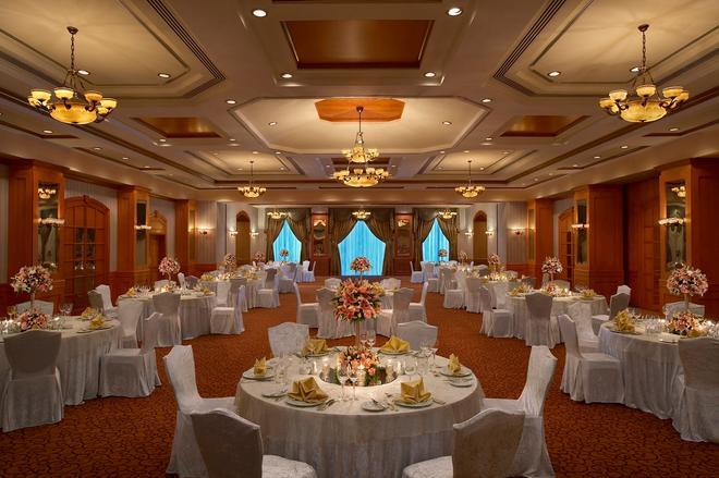 迪拜大都会皇宫饭店 - 迪拜 - 宴会厅