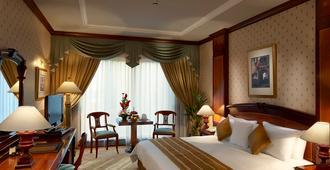 迪拜大都会皇宫饭店 - 迪拜 - 睡房
