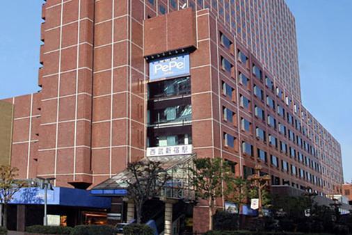 新宿王子大酒店 - 东京 - 建筑
