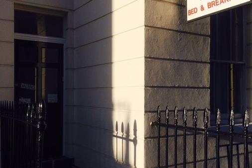 金色星酒店 - 伦敦 - 建筑