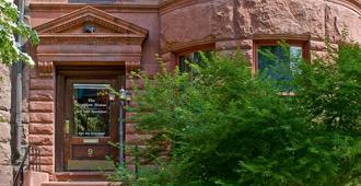 狮鹫之家酒店 - 波士顿 - 建筑