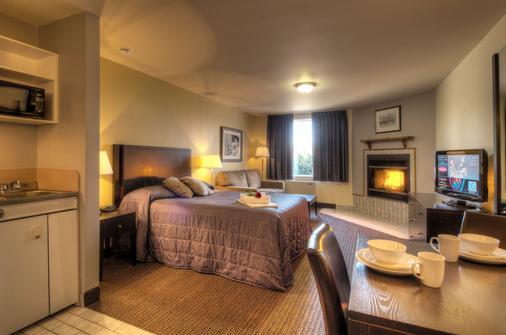 蒙特朗布朗度假酒店 - 蒙特朗布朗 - 睡房