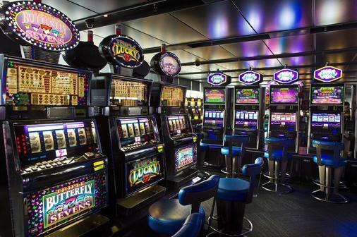 蒙特朗布朗度假酒店 - 蒙特朗布朗 - 赌场