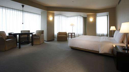 大阪凯悦酒店 - 大阪 - 睡房