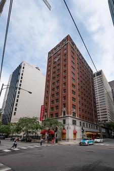 芝加哥市区红顶客栈 - 芝加哥 - 建筑