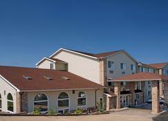 欧塞奇比奇奥沙克湖红顶酒店 - 欧塞奇湾泳滩 - 建筑