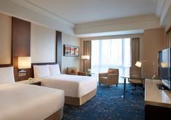 上海金桥红枫万豪酒店 - 上海 - 睡房