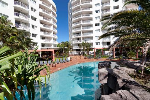 澳大利亚主权酒店 - 冲浪者天堂 - 游泳池