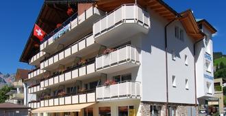 水晶酒店 - 英格堡 - 建筑