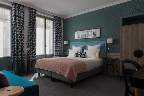 雷克斯康普拉多酒店 - 巴黎 - 睡房