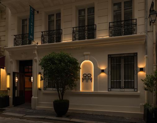 雷克斯康普拉多酒店 - 巴黎 - 建筑