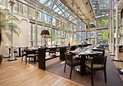 伦敦尤斯顿希尔顿酒店 - 伦敦 - 餐馆