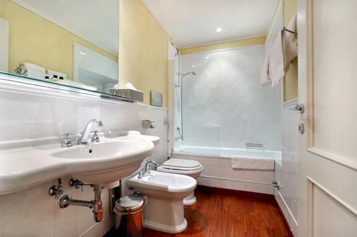短笛住宅公寓酒店 - 佛罗伦萨 - 浴室